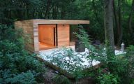 Modern Garden Shed  1 Decor Ideas