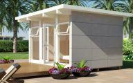 Modern Garden Shed  10 Architecture