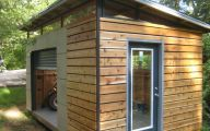 Modern Garden Shed  12 Decoration Idea