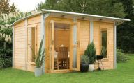 Modern Garden Shed  21 Picture