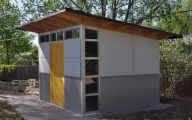 Modern Garden Shed  7 Home Ideas