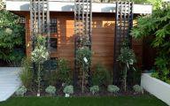 Modern Garden Trellis  13 Home Ideas