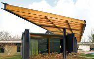 Modern Garden Trellis  23 Home Ideas