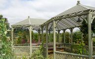 Modern Garden Trellis  5 Arrangement