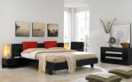 Modern Japanese Master Bedroom  15 Home Ideas