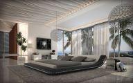 Modern Japanese Master Bedroom  16 Arrangement