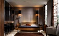 Modern Japanese Master Bedroom  8 Architecture