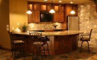 Small Basement Bars  8 Home Ideas