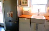 Small Basement Kitchens  2 Ideas