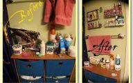 Small Bedroom Organization  24 Designs