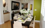 Small Dining Room  5 Decoration Idea