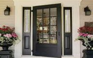 Small Exterior French Doors  14 Ideas