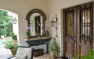 Small Exterior French Doors  6 Picture