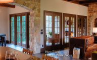 Small Exterior French Doors  9 Arrangement