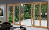 Small Exterior Sliding Glass Doors  1 Arrangement
