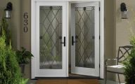 Small Exterior Sliding Glass Doors  13 Picture