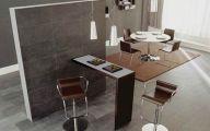 Small Kitchen Table  16 Arrangement