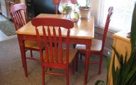 Small Kitchen Table  4 Designs