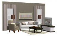 Small Living Room Design  5 Design Ideas