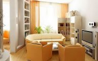Small Living Room Layout  4 Designs