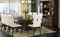Dining Room Showcase 2 Decoration Idea