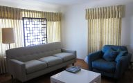 Living Room Curtain 24 Home Ideas