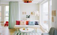 Living Room Curtain 28 Arrangement