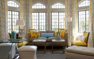 Living Room Pillow 16 Arrangement