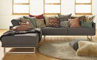 Living Room Pillow 31 Arrangement