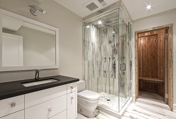 Basement Bathroom Design 16 Decoration Inspiration