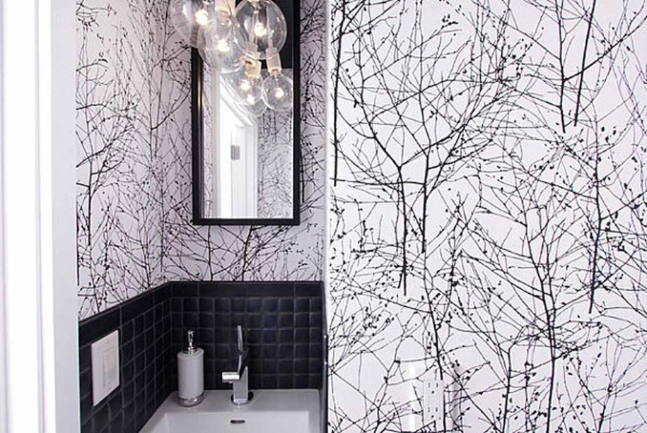 Bathroom Wallpaper Decorating Ideas 14 Renovation Ideas