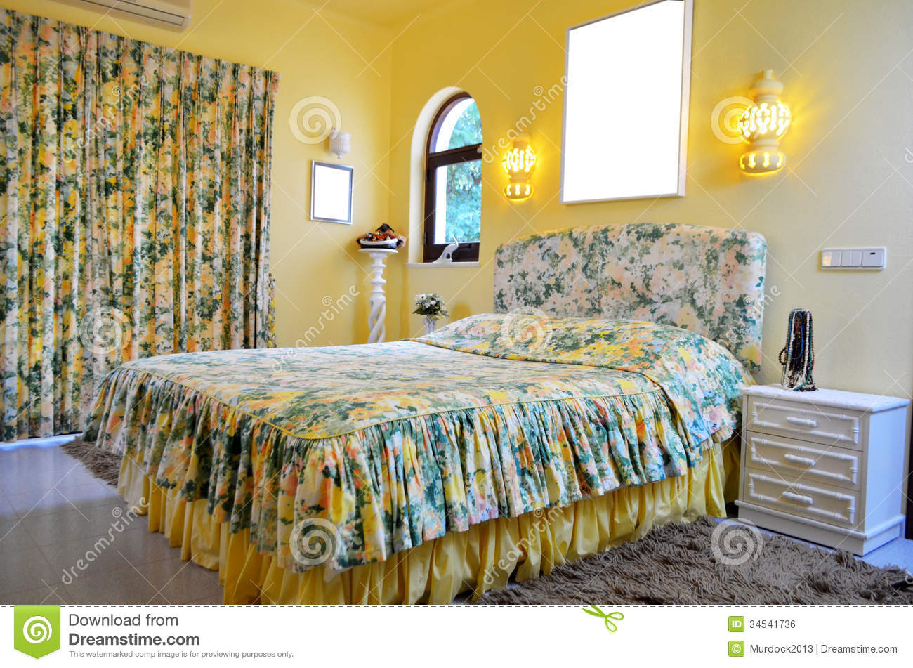 Bedroom Wallpaper And Matching Bedding 35 Design Ideas ...