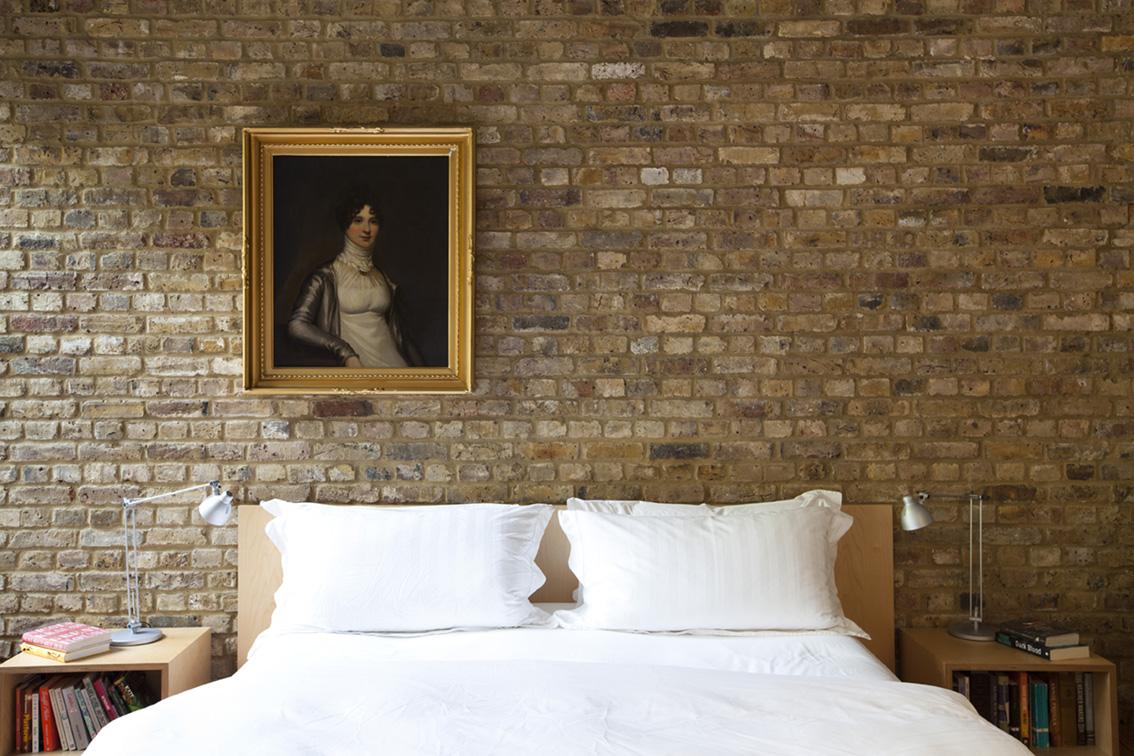 Bedroom Wallpaper Brick 12 Decoration Inspiration