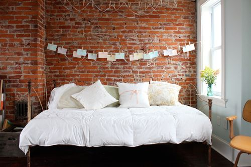 Bedroom Wallpaper Brick 25 Ideas