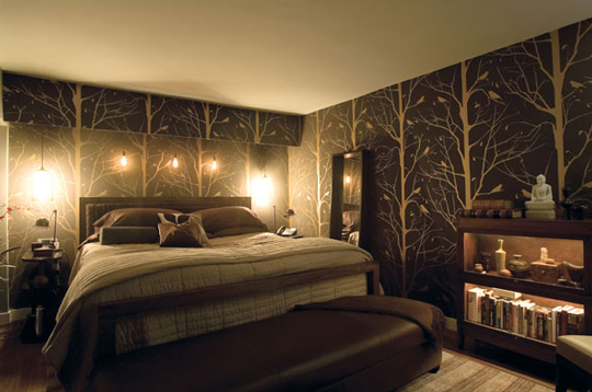 Bedroom Wallpaper Designs 25 Picture