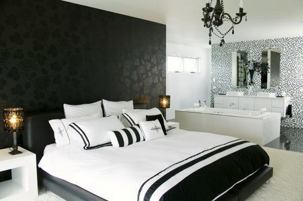 Bedroom Wallpaper Designs Ideas 1