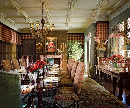 Country Dining Room Wallpaper 25 Decoration Inspiration