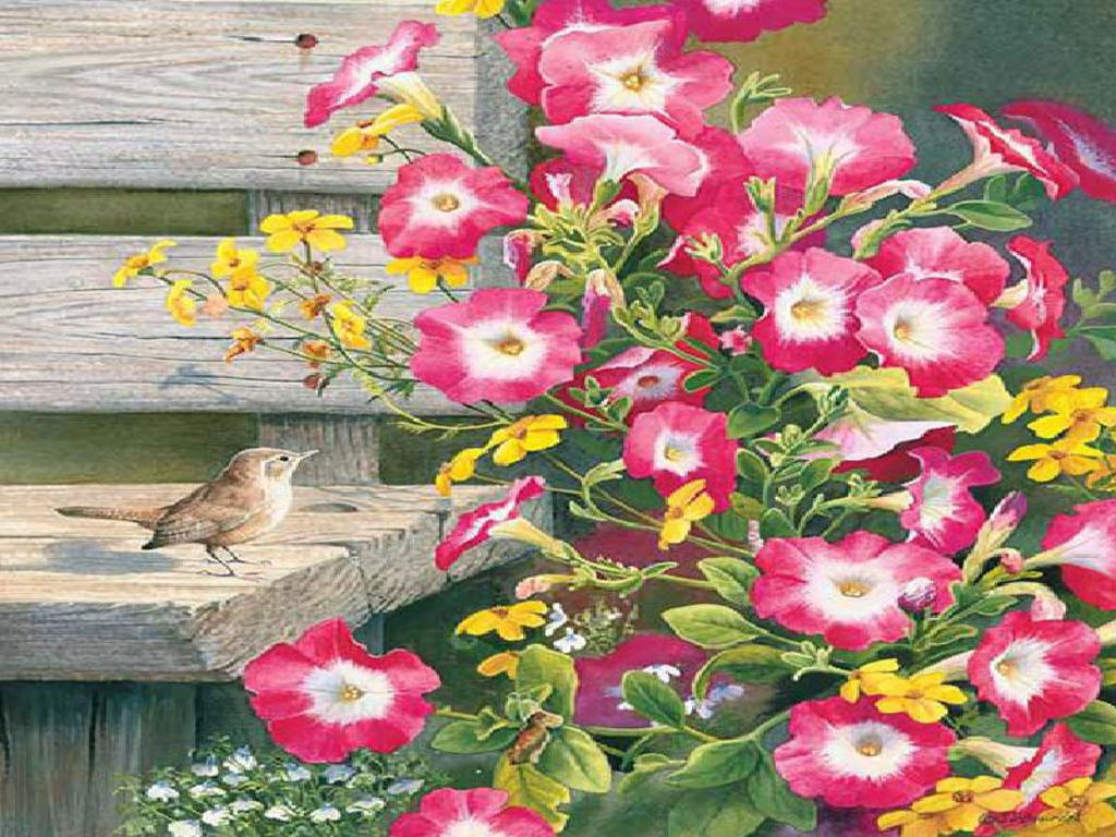 Country gardens wallpaper - Country Garden Wallpaper 14 Ideas