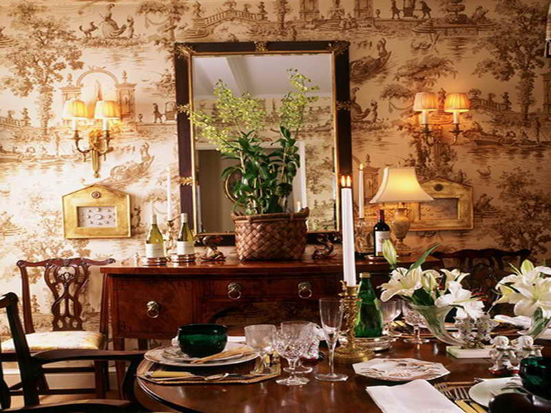 Michelle Obama unveils new White House State Dining Room