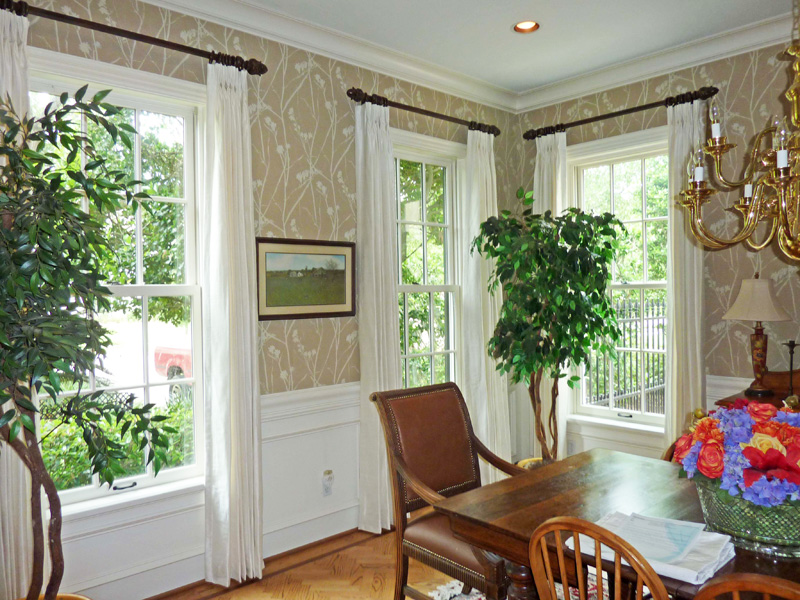 Dining Room Wallpaper 173 Decoration Idea   EnhancedHomes.org