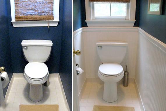 Easy Bathroom Wallpaper 14 Design Ideas Enhancedhomes Org
