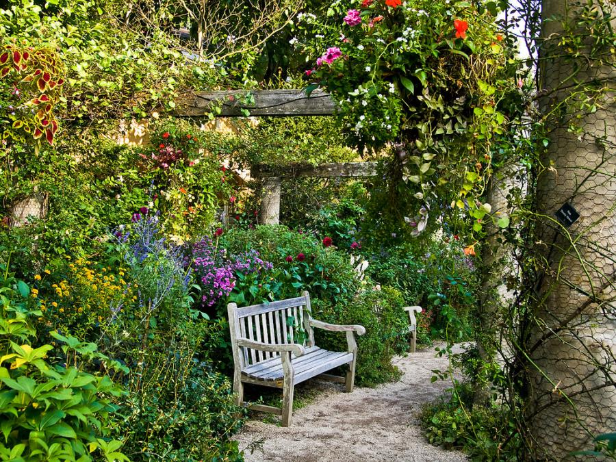 english garden wallpaper 14 inspiration