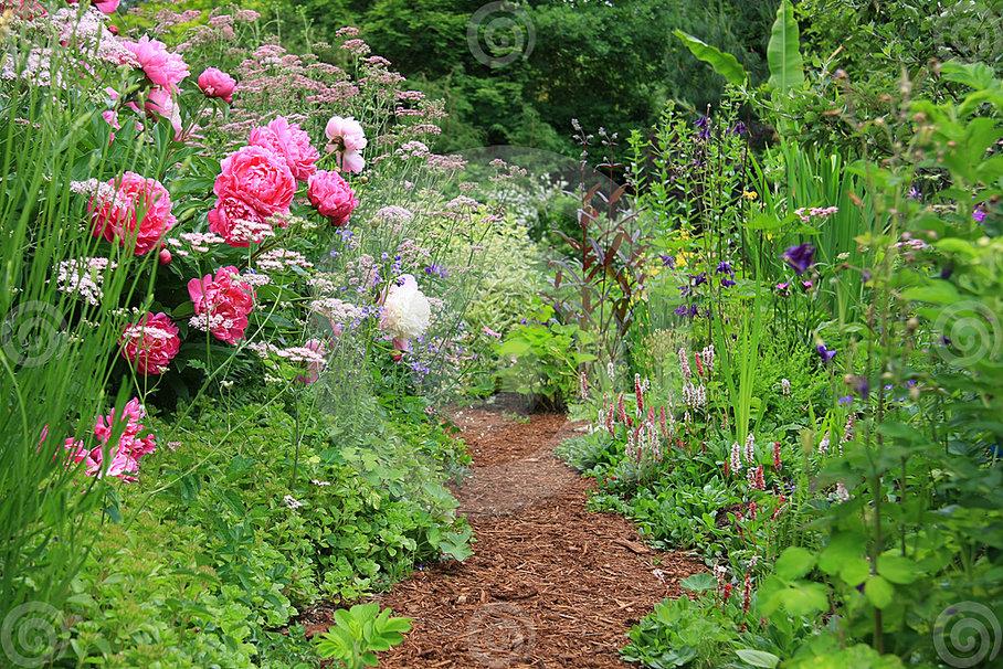 English garden wallpaper 26 decor ideas for English garden wall mural
