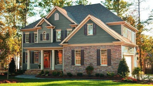 Exterior design virtual home makeover 30 design ideas for Home exterior makeover ideas