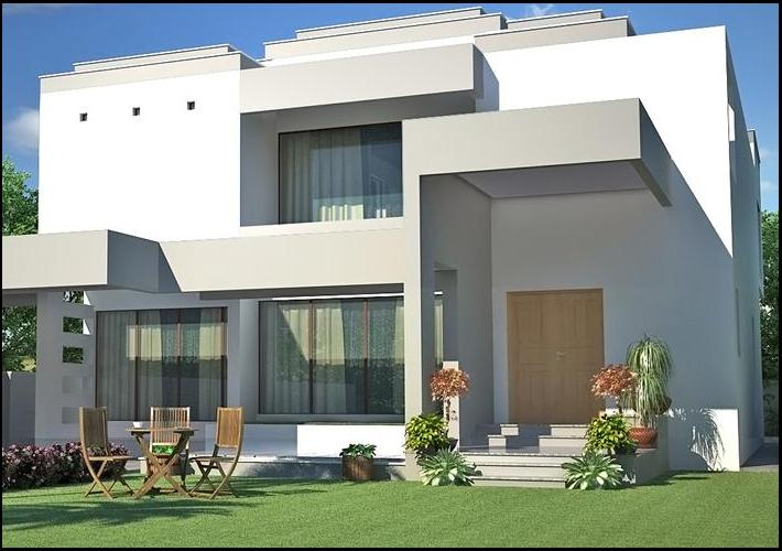Latest Exterior House Designs Fair Exterior Designs Of Houses 16 Inspiration  Enhancedhomes Inspiration