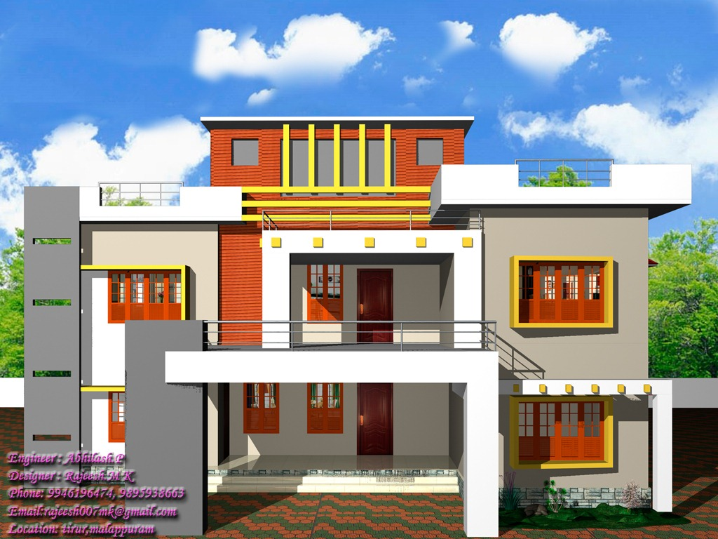 Exterior House Designs Ideas 9 Picture