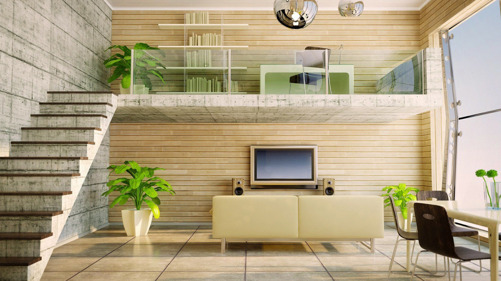 Free Home Interior Desktop Wallpaper Renovating Ideas