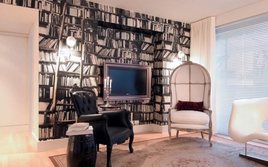 Interior living room wallpaper 11 decoration idea for Wallpaper for living room 2015