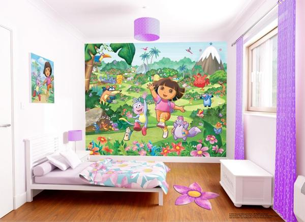 Kids Bedroom Wallpaper 16 Arrangement