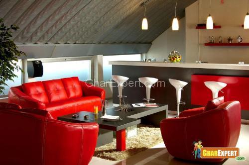 Living Room Bar Renovating Ideas